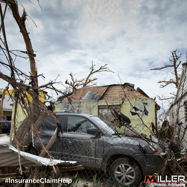 Hurricane Irma Property Damage Claim
