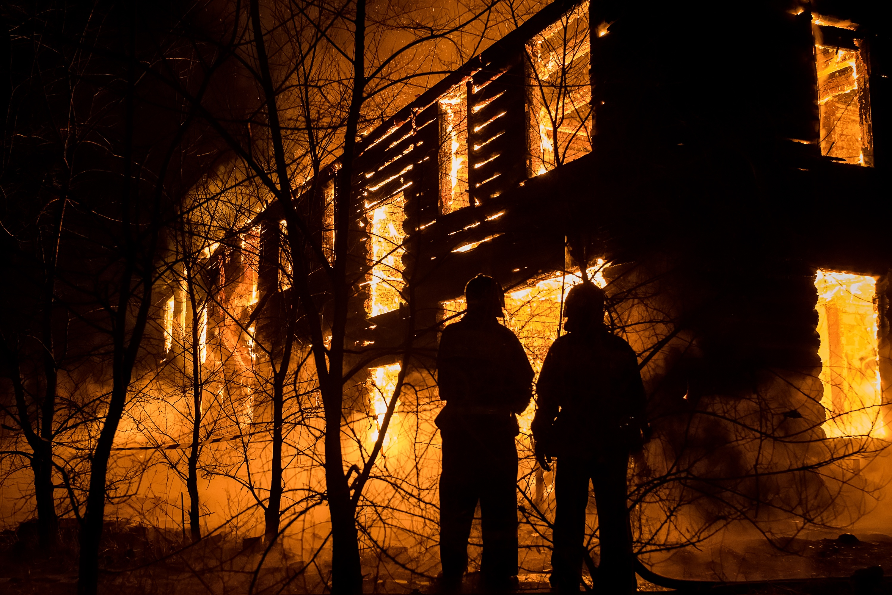 Commerical Fire Damage Insurance Claim