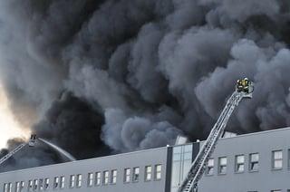 business fire damage
