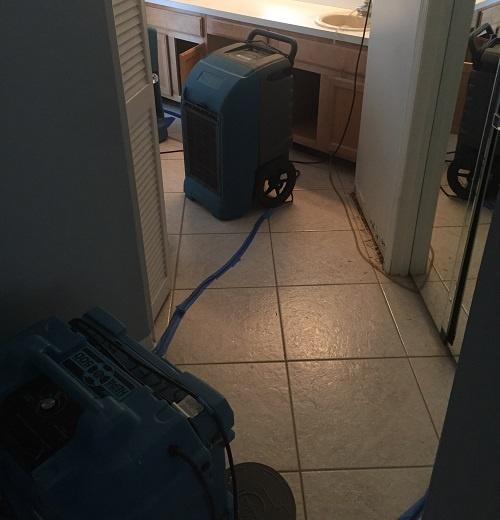 Homeowner Water Loss Claim