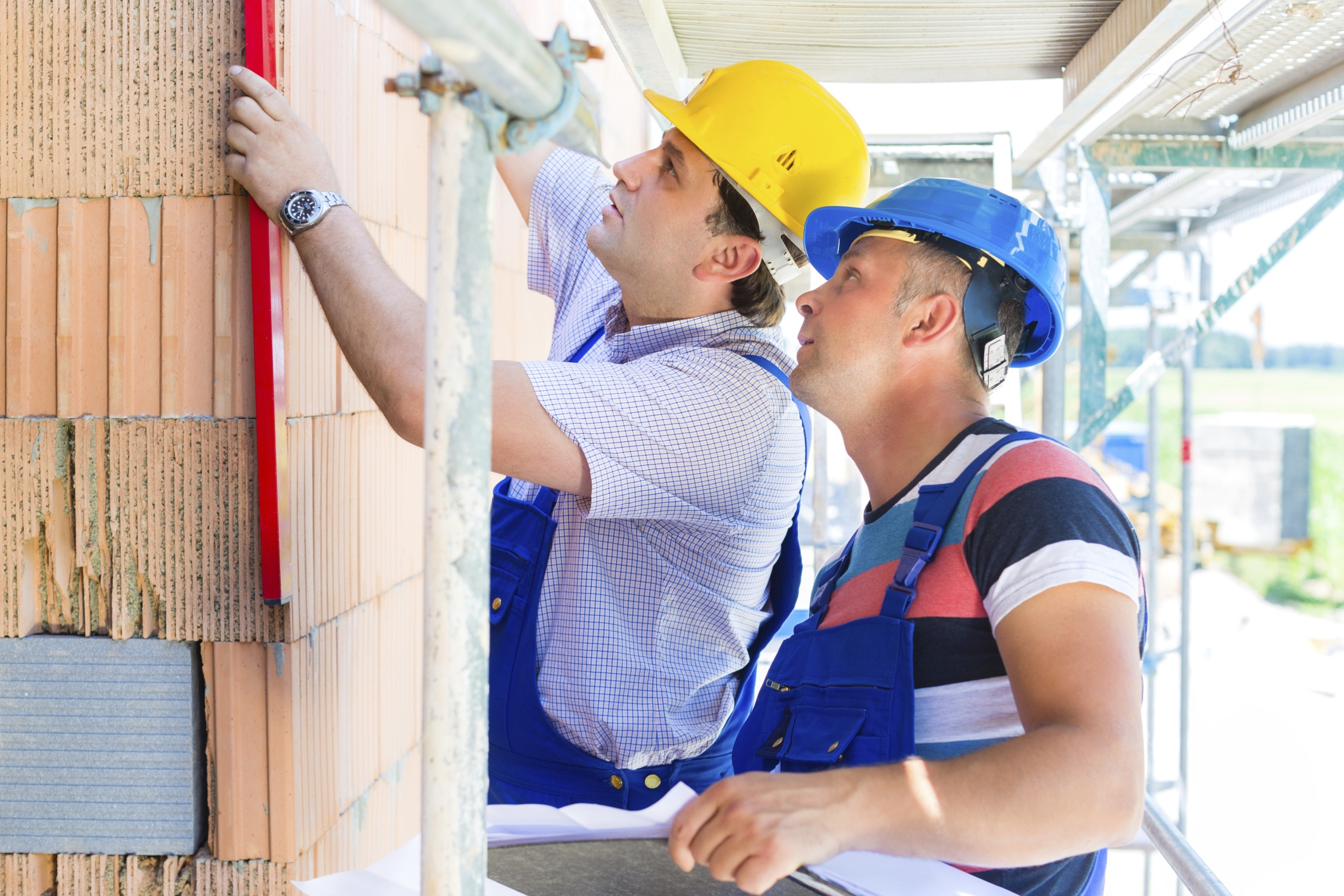 hire the insurance company contractor