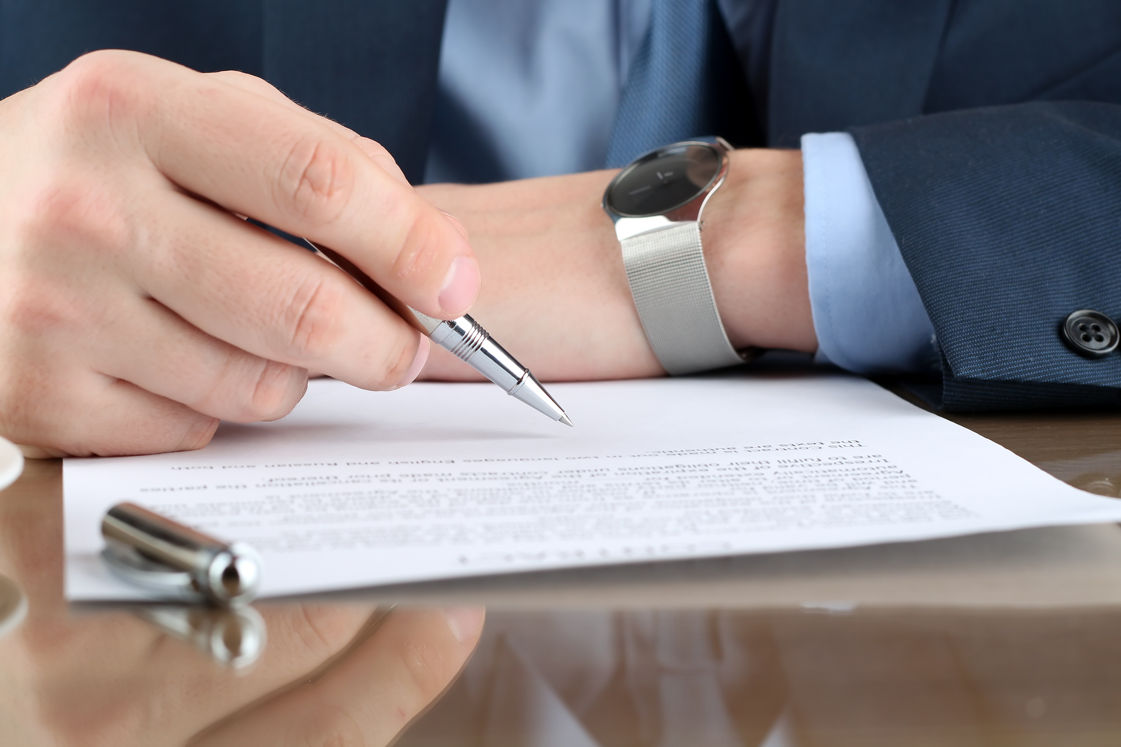 Commercial Insurance Negotiations